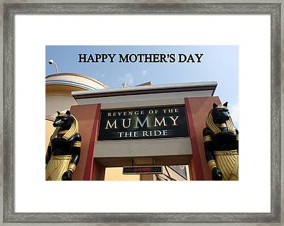 Mothers Day Framed Print by David Nicholls