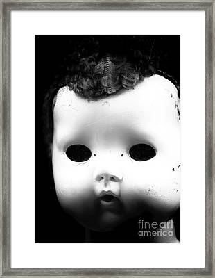 Mother's Helper Framed Print by John Rizzuto