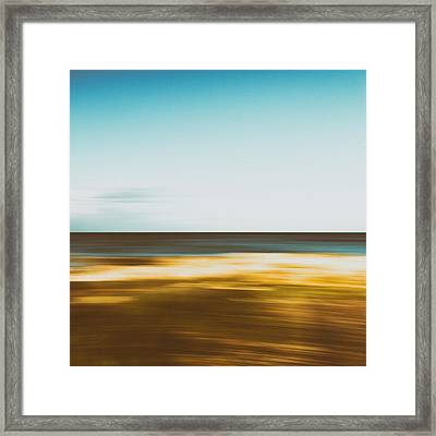Motion 1 Framed Print by Stelios Kleanthous