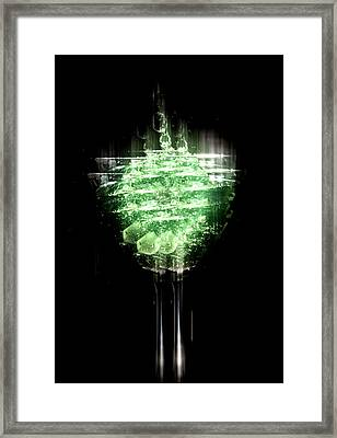 Motion 2 Framed Print by Thomas Berger