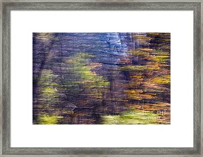 Motion Series - 76 Framed Print by Paul W Faust -  Impressions of Light