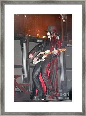 Motley Crue Framed Print by Concert Photos