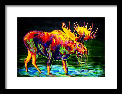 Banff Framed Prints