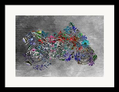 Aimelle Digital Art Framed Prints