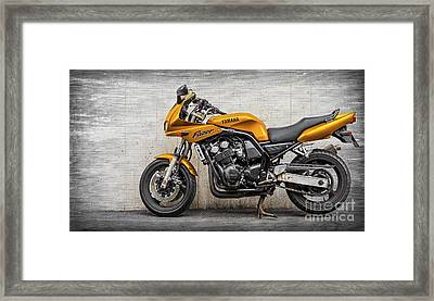 Motorbike  Framed Print by Svetlana Sewell