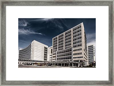 Mott Children's Hospital Framed Print