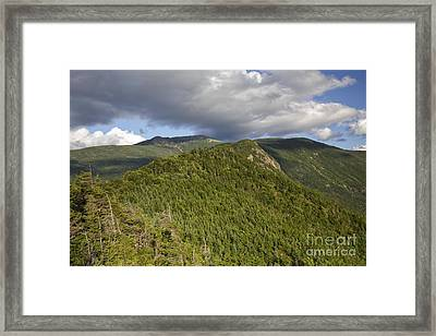 Mount Lafayette - White Mountains New Hampshire Framed Print