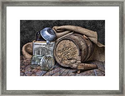 Mount Mossers Finest Framed Print by Tom Mc Nemar
