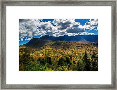 Mount Osceola 1 Framed Print