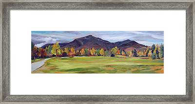 Mount Osceola New Hampshire Framed Print