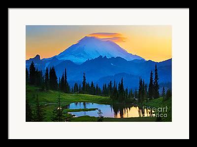 Wilderness Photographs Framed Prints