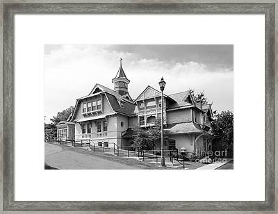 Mount Saint Mary College Whittaker Hall Framed Print