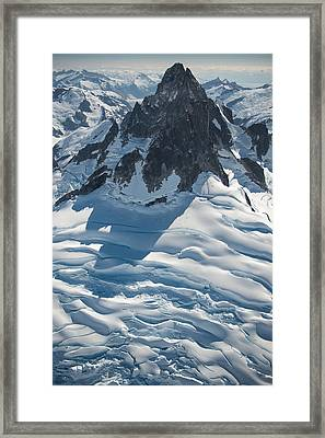 Mount T Framed Print