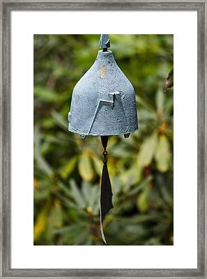 Mountain Bell Framed Print