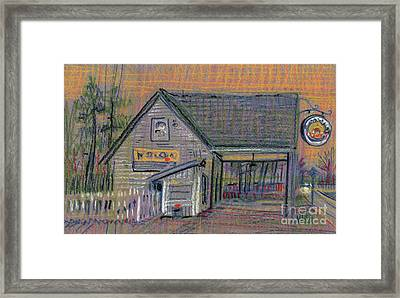 Mountain Biscuits  Framed Print by Donald Maier