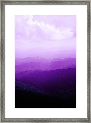 Mountain Dreams Framed Print by Kim Fearheiley