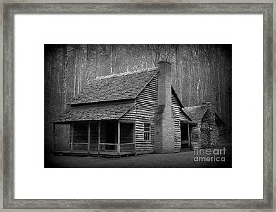 Mountain Folks Framed Print