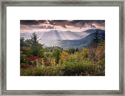 Mountain Majesty Framed Print