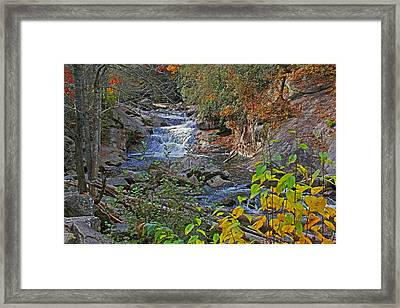 Mountain Splendor Framed Print by HH Photography of Florida