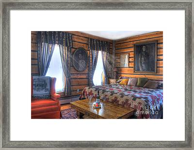 Mountain Sweet Framed Print