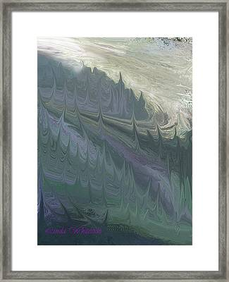 Mountian Magic Framed Print