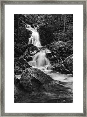 Mouse Creek Falls Framed Print