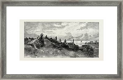 Mouth Of The River Framed Print