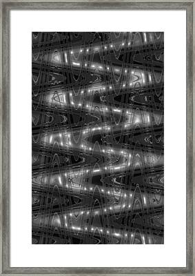 Moveonart Hypnotherapy Framed Print