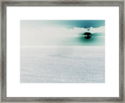Moving On Framed Print