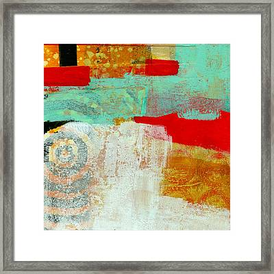 Moving Through 24 Framed Print by Jane Davies
