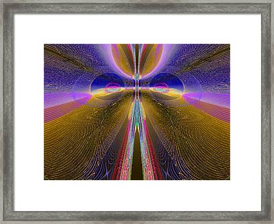 Moving Too Fast Framed Print