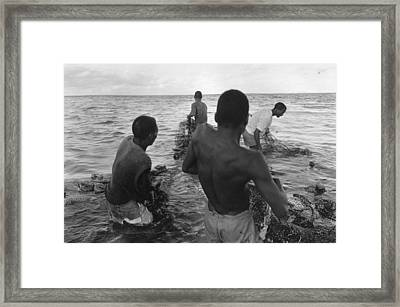 Mozambique 1997 Framed Print by Rolf Ashby