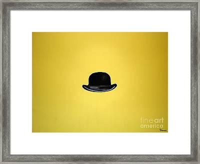Mr. Brightside Framed Print by Venus
