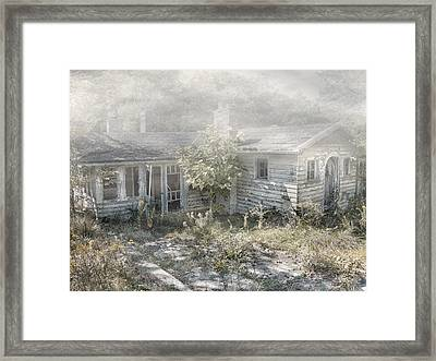 Mr Crowley's Framed Print by Mark Dottle