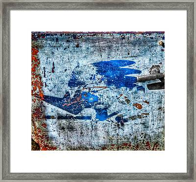 Mr Horsepower Framed Print by Phil 'motography' Clark