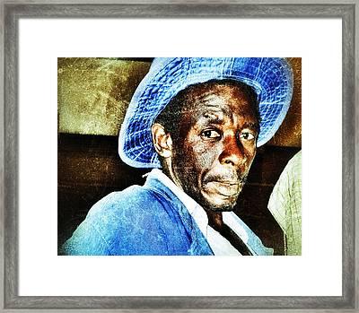 Mr. Jinja Framed Print