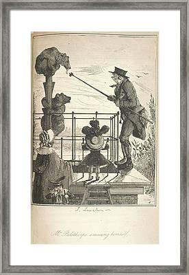 Mr Palethorpe Framed Print