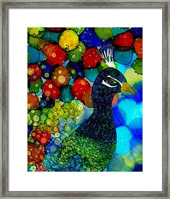 Mr. Walker Framed Print