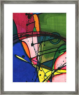 Mr.g Torso Framed Print