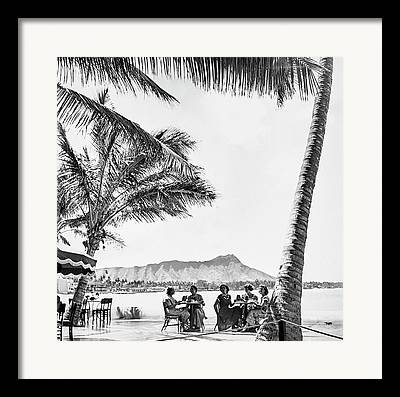 Destination Personality Framed Prints