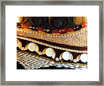 The Original Ms. Rose's Wall #1 Framed Print