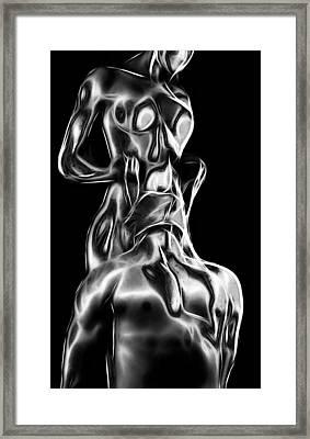 Ms Terminators Framed Print by Steve K