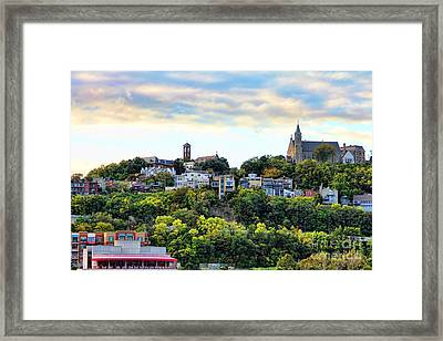 Mt Adams 9907 Framed Print