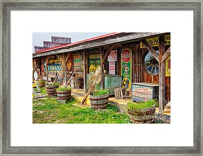Mt. Airy Old Country Store I Framed Print