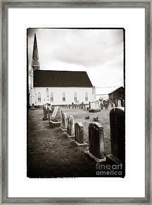 Mt. Airy Presbyterian Church Framed Print