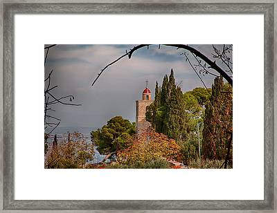Mt. Tabor Framed Print