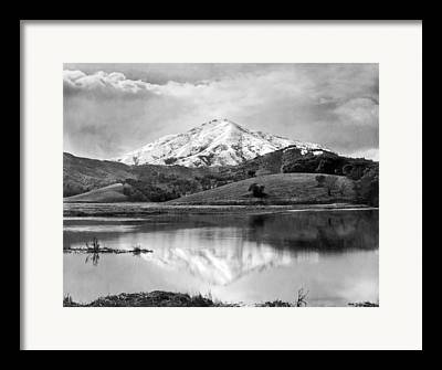 Greenbrae Framed Prints