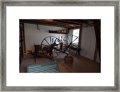 Mt Vernon - 011312 Framed Print by DC Photographer