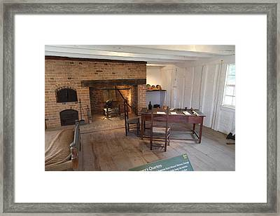 Mt Vernon - 011313 Framed Print by DC Photographer