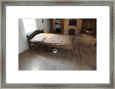 Mt Vernon - 011314 Framed Print by DC Photographer